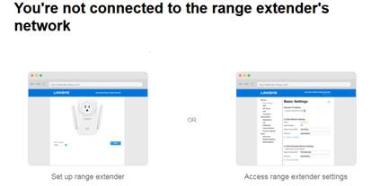 Linksys Extender Setup | Linksys WiFi Extender Setup