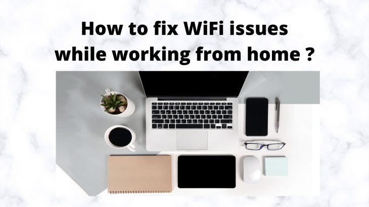 fix WiFi issues
