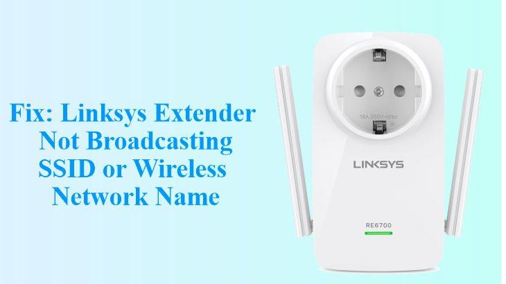 extender linksys com